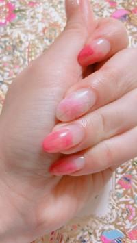 さやかのブログ:今月はピンク??✨ネイル